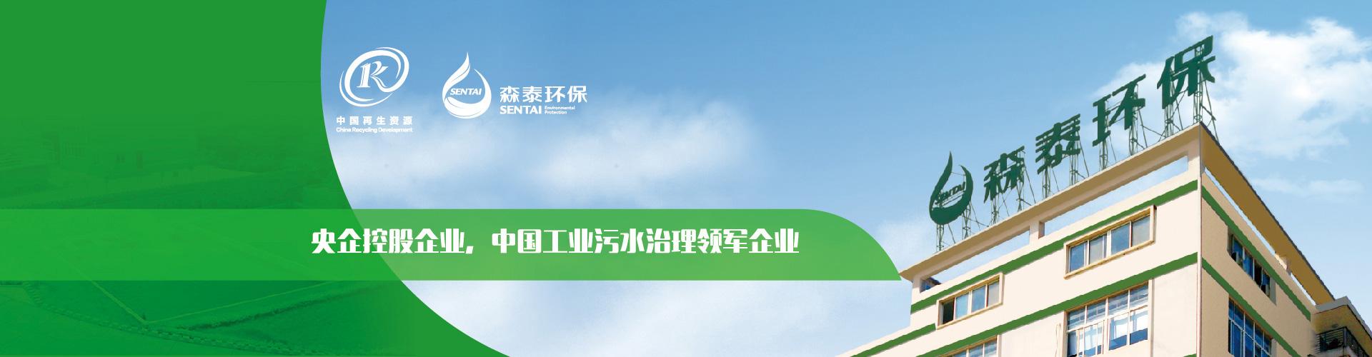央企控股企业,中国工业污水治理领军企业