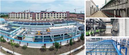 湖北荆门市东宝区线路板产业园污水处理厂