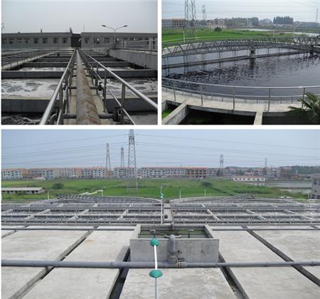 汉川新河工业园区污水处理二期工程