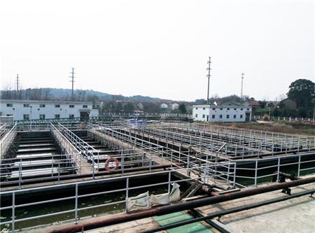 松滋市临港新区工业园污水处理厂